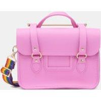 The Cambridge Satchel Company Womens Melody Bag - Violet Matt/Rainbow