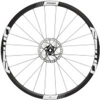 Fast Forward F3 DT240 Disc Brake Clincher Wheelset - Shimano - Black/White