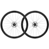 Fast Forward F4 DT350 Disc Brake Tubular Wheelset - Campagnolo
