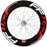 Fast Forward F9T Track Tubular Rear Wheel - Red