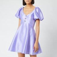Olivia Rubin Women's Pearl Dress - Lilac - UK 10