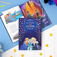 Post-Personalised Frozen Collection - Standard - Books Gifts