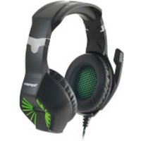 Intempo Gaming Headset - Green