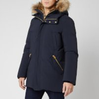 Mackage Men's Edward Parka Jacket - Navy - XL