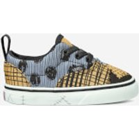 Vans X The Nightmare Before Christmas Vans X The Nightmare Before Christmas Toddlers' Sally Era Elastic Lace Trainers - Multi - UK 4 Toddler