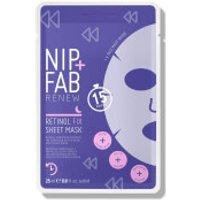 NIP+FAB Retinol Fix Sheet Mask 10g