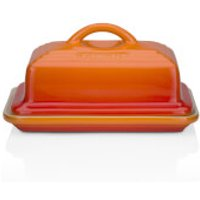 Le Creuset Stoneware Butter Dish - Volcanic