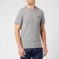 Barbour International Men's Small Logo T-Shirt - Anthracite - S