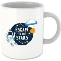 Escape To The Stars Mug - Stars Gifts