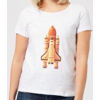 Rocket Women's T-Shirt - White - S - White