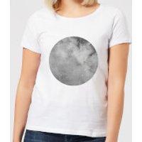 Bright Moon Women's T-Shirt - White - M - White