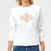 Stellar Women's Sweatshirt - White - XL - White