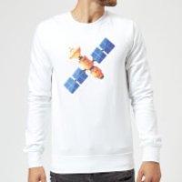 Satellite Sweatshirt - White - 5XL - White