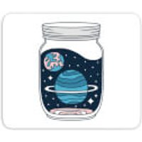 Space Jar Mouse Mat - Space Gifts