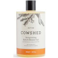 Cowshed ACTIVE Invigorating Bath & Shower Gel 500ml