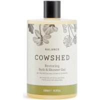 Cowshed BALANCE Restoring Bath & Shower Gel 500ml