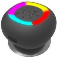 Sharper Image LED Google Assist Shower Speaker
