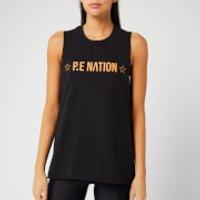P.E Nation Women's Downclimb Tank Top - Black - S