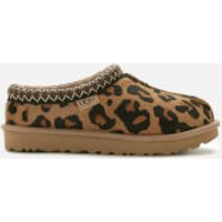 UGG Women's Tasman Leopard Slippers - Amphora - UK 5