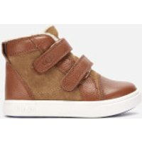 UGG Toddlers' Rennon II Hi-Top Trainers - Chestnut - UK 9 Toddler