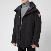 Canada Goose Men's Sanford Parka Jacket - Black - S