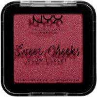 NYX Professional Makeup Powder Blusher Blush Glow 5ml (Various Shades) - Risky Business