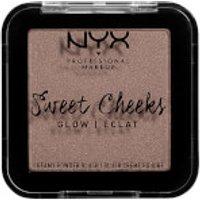 NYX Professional Makeup Powder Blusher Blush Glow 5ml (Various Shades) - So Taupe