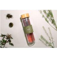 Calm Club 'High Tea' Glass Tea Infuser