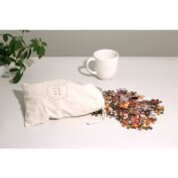 Calm Club Peace by Piece Jigsaw Puzzle - Jigsaw Puzzle Gifts