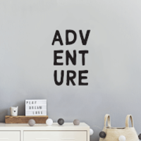 Adventure Wall Decal