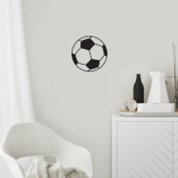 Football Wall Decal - Sport Gifts