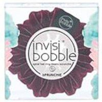 invisibobble Sprunchie Spiral Hair Ring Scrunchie - Red Wine is Fine