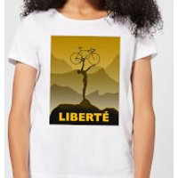 Mark Fairhurst Liberte Women's T-Shirt - White - XXL - White