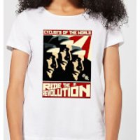 Mark Fairhurst Revolution Women's T-Shirt - White - L - White