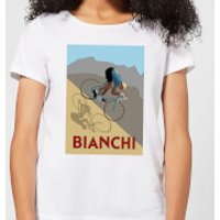 Mark Fairhurst Bianchi Women's T-Shirt - White - 4XL - White