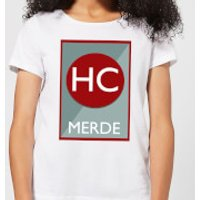 Mark Fairhurst Hors Categorie Women's T-Shirt - White - XXL - White