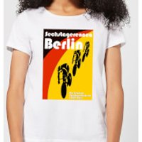 Mark Fairhurst Six Days Berlin Women's T-Shirt - White - XXL - White
