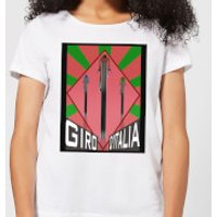 Mark Fairhurst Giro Women's T-Shirt - White - XL - White