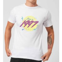 Born In 1997 Men's T-Shirt - White - XL - White