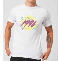 Born In 1996 Men's T-Shirt - White - M - White