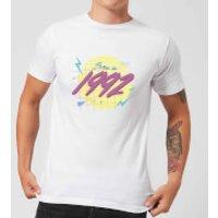 Born In 1992 Men's T-Shirt - White - XL - White