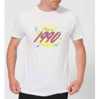 Born In 1990 Men's T-Shirt - White - L - White