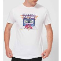 Product Of The 90's Cassette Tape Men's T-Shirt - White - XXL - White