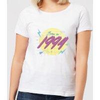 Born In 1994 Women's T-Shirt - White - XS - White