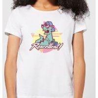 Rexecellent! Women's T-Shirt - White - XXL - White