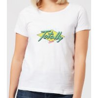 Totally Dude Women's T-Shirt - White - XL - White