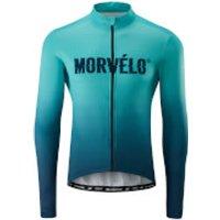 Morvelo Aqua Thermoactive Long Sleeve Jersey - S