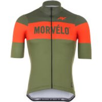 Morvelo Manouevre Standard Short Sleeve Jersey - S