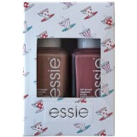 essie Tea for Two Nudes Nail Polish Duo Kit 2 x 13.5ml