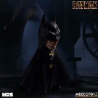 Mezco Batman MDS Deluxe Batman (1989) 15cm Action Figure